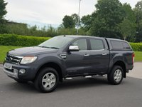 USED 2015 15 FORD RANGER 2.2 LIMITED 4X4 DCB TDCI 1d AUTO 148 BHP