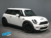 USED 2010 10 MINI HATCH COOPER 1.6 COOPER S CAMDEN  * 0% Deposit Finance Available