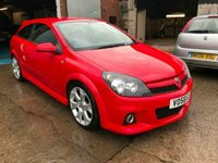USED 2008 58 VAUXHALL ASTRA  2.0i 16v 240 BHP SPORT 5 DOOR HOT HATCHBACK RECARO SEATS WARRANTY FINANCE EXCELLENT CONDITION 12 MONTH MOT FSH