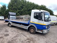 USED 2006 06 MERCEDES-BENZ ATEGO 4.3 815 DAY 1d 150 BHP TILT SLIDE RECOVERY
