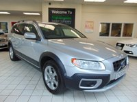 USED 2009 09 VOLVO XC70 2.4 D5 SE PREMIUM AWD 5d AUTO 205 BHP FULL MAIN DEALER HISTORY + FULL MOT + SATELLITE NAVIGATION + CLIMATE CONTROL + CRUISE CONTROL + HEATED SEATS + CD RADIO + ALLOYS + OVER £4200 WOTH OF EXTRAS WHEN NEW