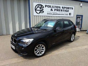 2014 BMW X1 2.0 XDRIVE20D SPORT 5d 181 BHP £11980.00
