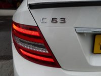 USED 2012 62 MERCEDES-BENZ C CLASS 6.2 C63 AMG 4d AUTO 457 BHP **PERFORMANCE PACK PLUS** ** PERFORMANCE PACK PLUS * LSD *HARMON KARDON**