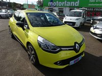 USED 2013 13 RENAULT CLIO 0.9 DYNAMIQUE S MEDIANAV ENERGY TCE S/S 5d 90 BHP **JUST ARRIVED ..01543 877320 **SAT NAV **FULL SERVICE HISTORY