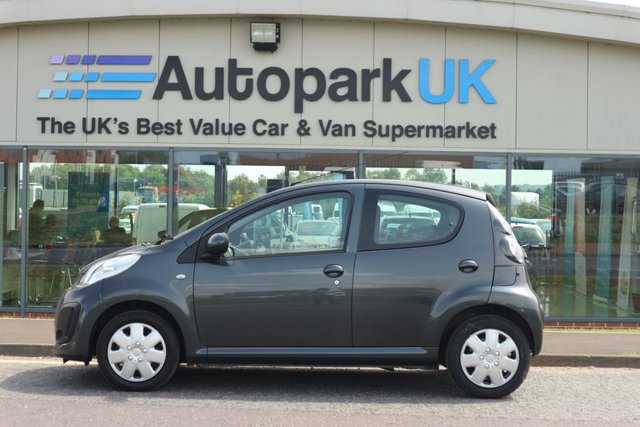 USED 2012 62 CITROEN C1 1.0 VTR 5d 67 BHP LOW DEPOSIT OR NO DEPOSIT FINANCE AVAILABLE