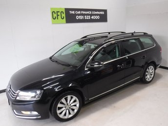 2012 VOLKSWAGEN PASSAT 2.0 HIGHLINE TDI BLUEMOTION TECHNOLOGY 5d 139 BHP £5000.00