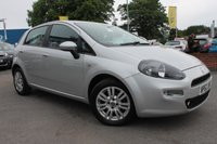 USED 2012 62 FIAT PUNTO 1.2 EASY 5d 69 BHP REAR PARKING SENSORS - 2 OWNERS - SERVICE HISTORY - ALLOY WHEELS - LOW MILES