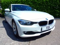 2012 BMW 3 SERIES 2.0 320D EFFICIENTDYNAMICS 4d 161 BHP £7975.00