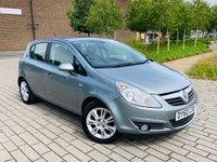 2010 VAUXHALL CORSA 1.4 SE 5d 98 BHP £3995.00
