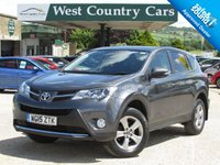 USED 2015 15 TOYOTA RAV4 2.0 D-4D BUSINESS EDITION 5d 124 BHP Low Running Costs