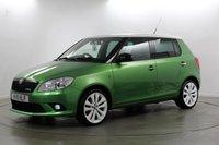 2011 SKODA FABIA 1.4 VRS DSG 5d AUTO 180 BHP £SOLD
