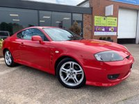 USED 2006 56 HYUNDAI S-COUPE 2.0 SE 3d 141 BHP