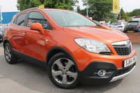 USED 2014 64 VAUXHALL MOKKA 1.7 SE CDTI S/S 5d 128 BHP AWESOME SPECIFICATION - LOW MILES - GREAT HISTORY - STUNNING COLOUR - MUST BE SEEN