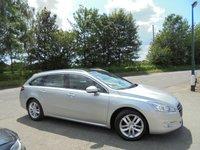 USED 2011 61 PEUGEOT 508 1.6 ACTIVE SW E-HDI FAP 5d AUTO 112 BHP