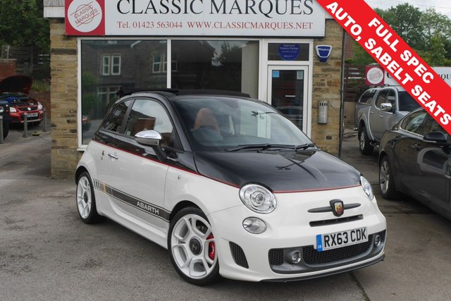View our ABARTH 595C