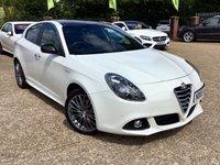 2015 ALFA ROMEO GIULIETTA 1.4 TB MULTIAIR COLLEZIONE TCT 5d AUTO 170 BHP £12000.00