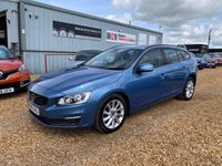 2015 VOLVO V60 2.0 D4 BUSINESS EDITION 5d 188 BHP £7990.00