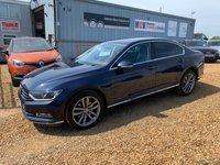 2016 VOLKSWAGEN PASSAT 2.0 GT TDI BLUEMOTION TECHNOLOGY DSG 4d AUTO 148 BHP £10290.00