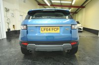 USED 2014 64 LAND ROVER RANGE ROVER EVOQUE 2.2 SD4 PURE TECH 5d AUTO 190 BHP 1 OWNER + FULL LAND ROVER HISTORY + FULL HEATED LEATHER INTERIOR + SATNAV