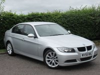 USED 2008 58 BMW 3 SERIES 2.0 318I EDITION ES 4d * RECENTLY SERVICED * 12 MONTHS AA BREAKDOWN COVER *