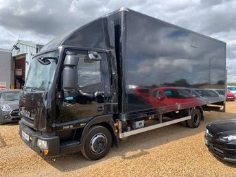 View our IVECO EUROCARGO