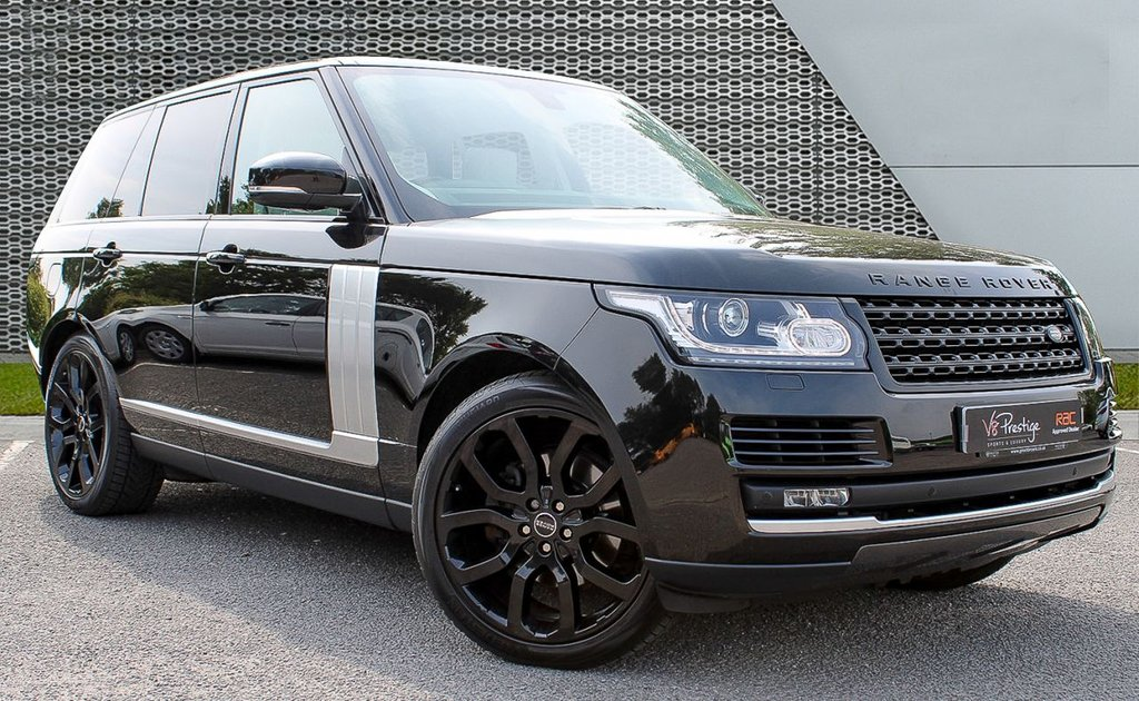 USED 2016 16 LAND ROVER RANGE ROVER 3.0 TDV6 VOGUE 5d AUTO 255 BHP *BIG SPEC/COST NEW £82K*