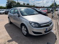 USED 2011 61 VAUXHALL ASTRA 1.6 ACTIVE 5d 113 BHP FULL SERVICE HISTORY