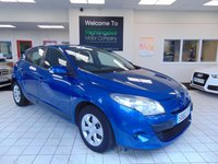 USED 2010 60 RENAULT MEGANE 1.5 EXPRESSION DCI FAP 5d 110 BHP DEC MOT + CD RADIO + LOW CAR TAX (£30) + ELECTRIC WINDOWS + DRIVERS SEAT HEIGHT ADJUSTMENT + CENTRAL LOCKING + AIR CONDITIONING + ALARM + SPARE WHEEL + GREAT MPG