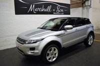 2013 LAND ROVER RANGE ROVER EVOQUE 2.2 SD4 PURE TECH 5d AUTO 190 BHP 4x4 £17299.00