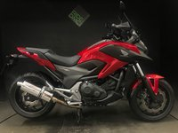 USED 2015 65 HONDA NC 750 XA-E. 2015. FSH. 4376 MILES. LOWERED. ABS. C STAND. VGC