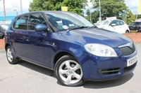 USED 2009 09 SKODA FABIA 1.2 LEVEL 2 HTP 5d 68 BHP HIGH QUALITY PART EXCHANGE TO CLEAR