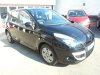 USED 2011 11 RENAULT SCENIC 1.5 EXPRESSION DCI 5d 110 BHP