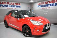 USED 2013 13 CITROEN DS3 1.6 E-HDI DSTYLE PLUS 3d 90 BHP Full Citroen Service history, 1 Owner, Free Tax, Great MPG
