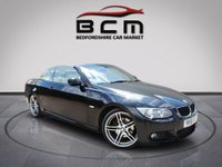 2011 BMW 3 SERIES 2.0 320D M SPORT 2d AUTO 181 BHP £9485.00