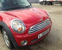 2009 MINI HATCH ONE 1.4 ONE 3d 94 BHP £2499.00
