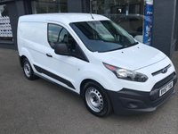 USED 2017 67 FORD TRANSIT CONNECT 1.5 200 P/V 1d 74 BHP