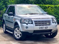 2007 LAND ROVER FREELANDER 2.2 TD4 GS 5d 159 BHP £6000.00