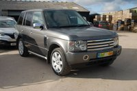 USED 2003 03 LAND ROVER RANGE ROVER 3.0 TD6 AUTOMATIC VOGUE FULL HEATED LEATHER TOW BAR WARRANTY FINANCE EXCELLENT CONDITION 12 MONTH MOT 4X4
