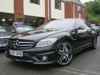 USED 2007 MERCEDES-BENZ CL 6.2 CL63 AMG 2d AUTO 518 BHP