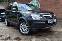 USED 2009 59 VAUXHALL ANTARA 2.0 EXCLUSIV CDTI 5d AUTO 148 BHP WE OFFER FINANCE ON THIS CAR