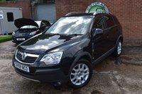 2009 VAUXHALL ANTARA 2.0 EXCLUSIV CDTI 5d AUTO 148 BHP £4840.00