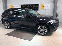USED 2015 65 BMW X5 3.0 XDRIVE30D M SPORT(7 SEATER) 5d AUTO 255 BHP