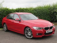 USED 2013 13 BMW 3 SERIES 2.0 320I XDRIVE M SPORT 4d AUTOMATIC  * FRONT AND REAR PARK ASSIST *