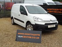2015 CITROEN BERLINGO 1.6 625 ENTERPRISE L1 HDI 5d 75 BHP (NAV) £5500.00