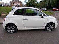 2014 FIAT 500 1.2 S 3d 69 BHP £5250.00