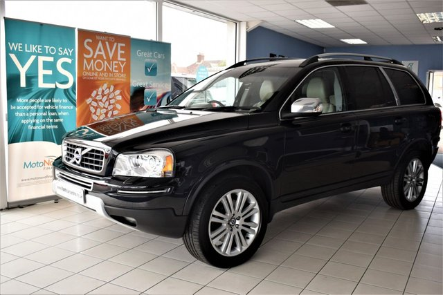 2011 61 VOLVO XC90 2.4 D5 EXECUTIVE AWD 5d AUTO 200 BHP 7 SEATER ONLY 26,000 MILES SAT-NAV