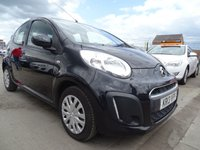 2013 CITROEN C1 1.0 VTR LOW MILES YEAR MOT £3395.00