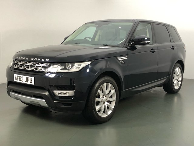 Used Land Rover Range Rover Sport London, Land Rover Range Rover