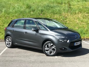 2016 CITROEN C4 PICASSO 1.6 BLUEHDI SELECTION 5d 118 BHP £9290.00