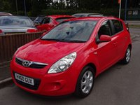2010 HYUNDAI I20 1.4 COMFORT 5d Automatic, 2 Owners £4400.00